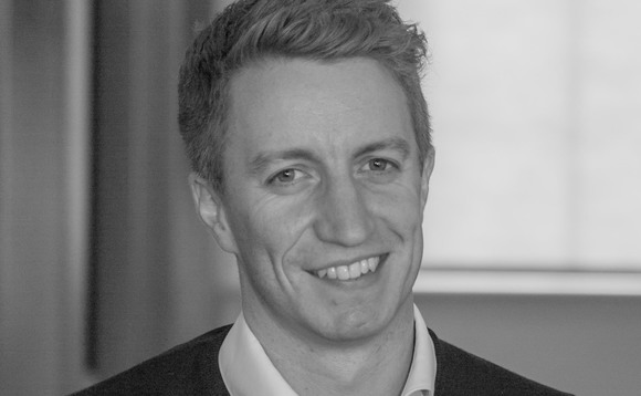 Kilian Pender, chief executive of the Green Deal Finance Company