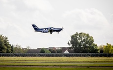 Hydrogen plane takes flight over Bedfordshire in 'world first' for commercial aircraft