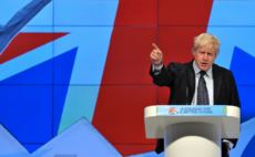 Boris Johnson promises high green standards - but no alignment on EU rules