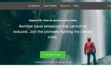 Climeworks launches CO2-into-stone subscription service