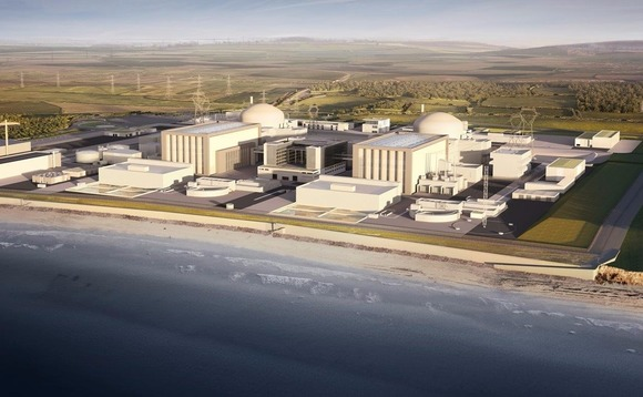 A CGI image of Hinkley Point C / Credit: EDF