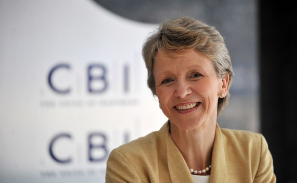 Dame Helen Alexander was a former chair of Incisive Media and the first female president of the CBI