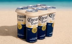 Cheers! Corona launches plastic-free beer can rings