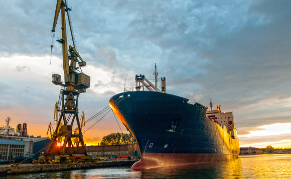 Shipping industry spies greener horizons ahead
