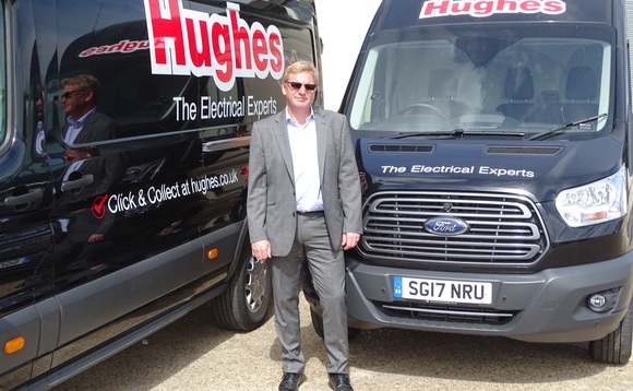 Hughes will use Lightfoot to make its fleet drivers operate more efficiently | Credit: Hughes/Lightfoot