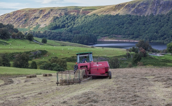 The National Farmers Union wants Britain's farmers to be net zero by 2040 | Credit: NFFN