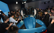 NextEV launches 'world's fastest electric car'