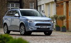 Mitsubishi Outlander takes electric car sales crown for first time