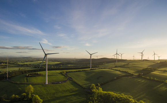 Greencoat Renewables' Kill Hill wind farm