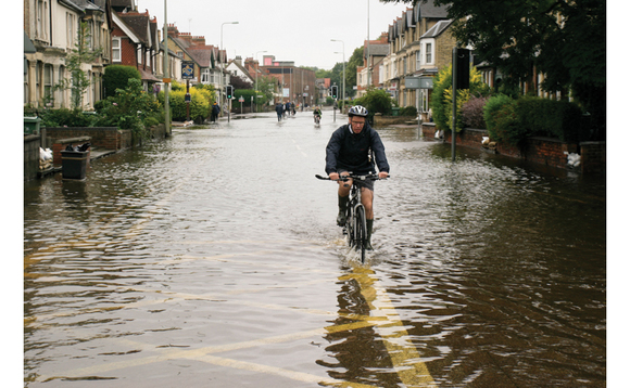 Flood risk and insurance cost fears highlighted for 1.8 million UK residents