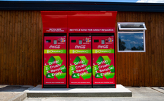 Coca-Cola recycling machines back at UK theme parks after 'popular demand'
