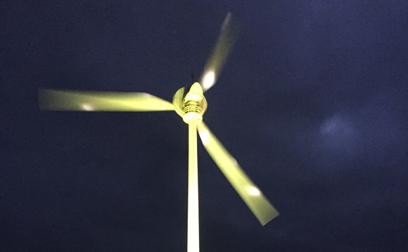 Ecotricity's Lynch Knoll windmill | Credit: Ecotricity