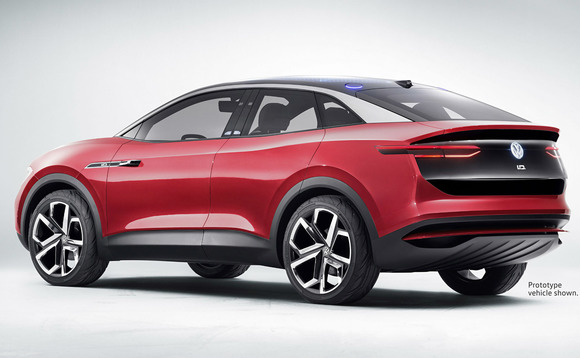 The VW ID Buzz will be the first EV produced at the expanded Tennesse plant | Credit: VW