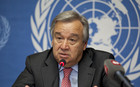 UN chief António Guterres: 'The coal business is going up in smoke'