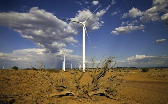 Federal figures show growth in US wind capacity