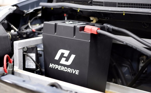 Land, air and sea - Hyperdrive Innovation and the growing demand for battery storage