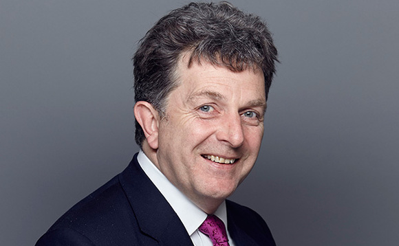 Andy Martin, CEO BNP Paribas Real Estate UK
