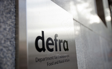 George Eustace takes the top job at Defra after seven years as a minister at the Department