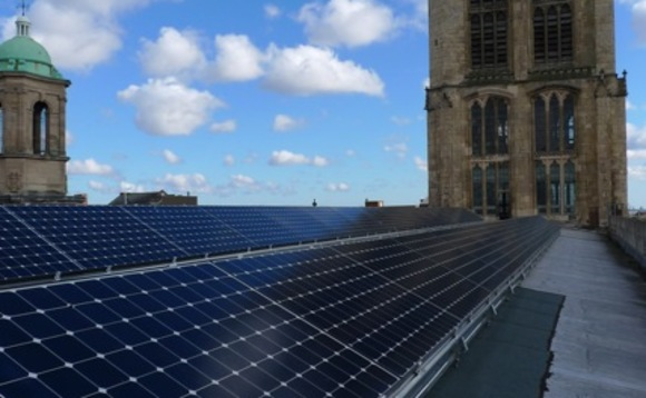 How the Church of England is spreading the energy efficiency gospel