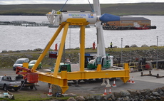 Nova Innovation to head up €20m Scottish tidal energy project