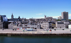 Ten per cent of jobs in Aberdeen are directly dependent on fossil fuels.
