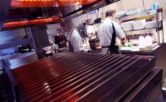 Energy efficient catering could save £250m a year