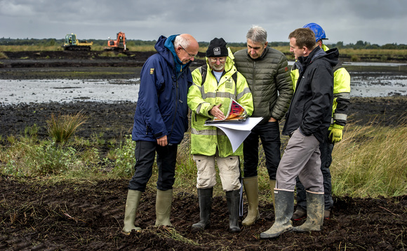Heathrow launches pioneering peatland offset programme