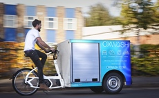 Oxwash uses electric bikes to deliver laundry in Oxford and Cambridge | Credit: Oxwash