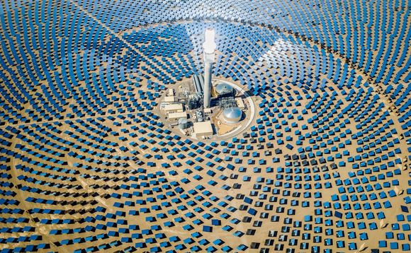 Costs of concentrating solar power (CSP) dropped by 26 per cent in 2018