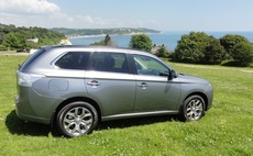 Mitsubishi Outlander PHEV: A green fleet gamechanger?