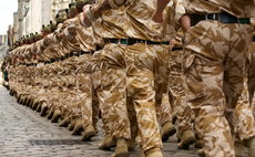 British Army plots solar energy drive as it confirms 2050 net zero goal
