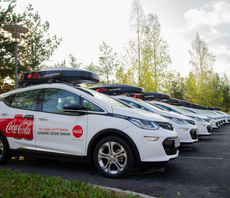 Coca-Cola European Partners pledges to electrify light vehicle fleet by 2030