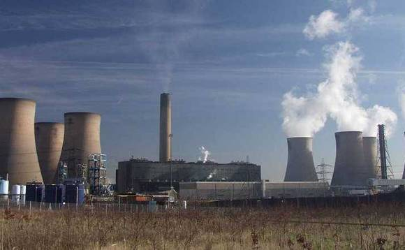SSE will close Fiddler's Ferry coal power station by 31 March 2020 | Credit: SSE