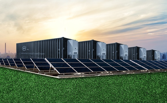 Chinese firm BYD sees the future in teaming batteries with solar PV | Credit: BYD