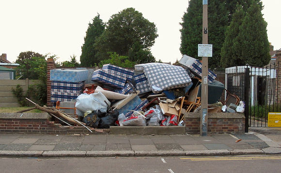 Householders could face fines for using fly-tippers