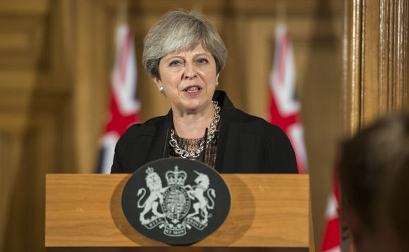 Theresa May will make her Brexir speech in Florence later today | Crown Copyright (Contains public sector information licensed under the Open Government Licence v3.0) Credit: Jay Allen