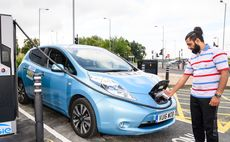 Yorkshire rapid charge EV network powers up