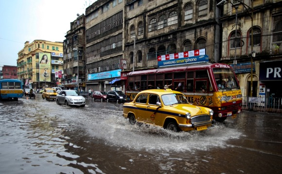 How cities in high-emitting countries are most exposed to rising flood risk