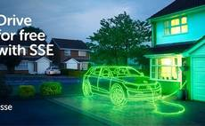 New SSE energy tariff offers EV owners thousands of free miles a year
