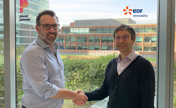 EDF acquires Pivot Power in bid to become 'a leader in battery storage'