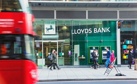 Banks are under increasing investor pressure to confront the climate impact of their lending strategies | Credit: Lloyds Bank