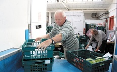 Food supply chains have suffered huge disruption from the pandemic | Credit: FareShare