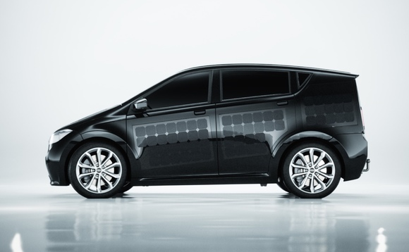 Sono Motors' Sion EV promises 30km a day fuelled by the sun