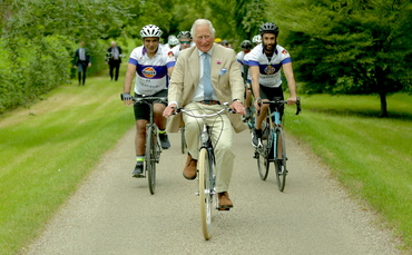 BusinessGreen Publisher Helps To Raise £1.2m After Unique Charity Royal Cycling Tour - NewsBurrow thumbnail