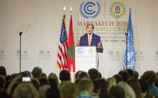 John Kerry issues appeal for Donald Trump to back bold climate action