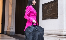Suits you Sir: Selfridges launches suit bags made from plastic bottles