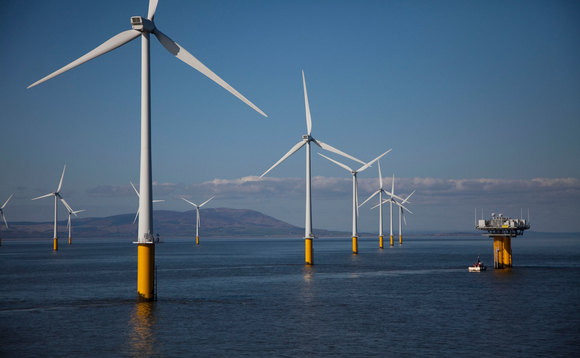 Giant turbines driving down offshore wind costs, study finds