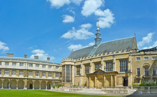 Trinity College Cambridge has committed to divest from fossil fuels as part of plan to reach net zero before 2050