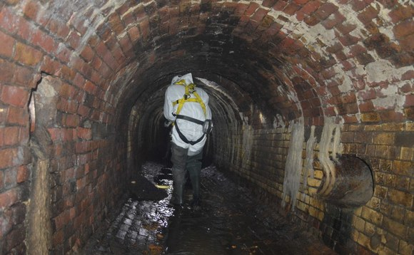 Sewer blockages have been increasing in recent years, according to Water UK | Credit: Matt Brown