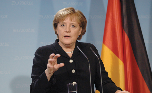 German Chancellor Angela Merkel is set to deliver one of the keynote speeches